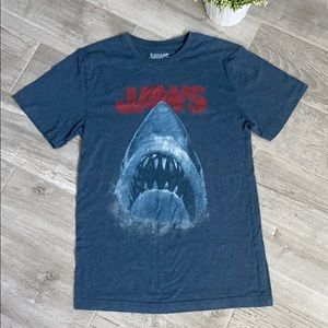 JAWS Graphic Tee, Size Small
